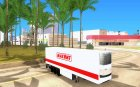 Trailer Magnit for GTA San Andreas inside view