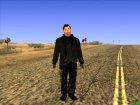 Tom Hardy для GTA San Andreas вид сзади слева