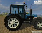 МТЗ 1221 for Farming Simulator 2013 top view