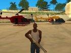 Пак воздушного транспорта из GTA IV for GTA San Andreas top view