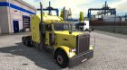 Peterbilt 379EXHD 1999 for Euro Truck Simulator 2 rear-left view