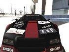 Infernus GT2 для GTA San Andreas вид изнутри