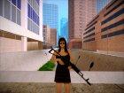 AKS-74 of HL: Paranoia