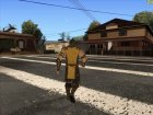 Scoprion from Mortal Kombat X для GTA San Andreas вид сверху