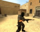 Phoenix Soldier для Counter-Strike Source вид слева