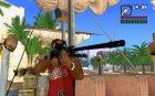 """M98B """"Barrett"""" для GTA San Andreas вид слева"""