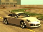 2017 Porsche 911 R (991) for GTA San Andreas right view