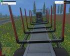 MAN TGS for Farming Simulator 2015 inside view