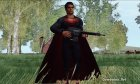 Superman Man Of Steel skin для GTA San Andreas вид сверху