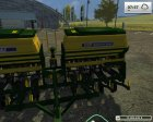 Plantadeira tatu PST3 for Farming Simulator 2013 rear-left view
