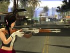 Remington 870 China Wind для GTA San Andreas вид слева