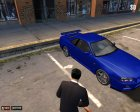 Nissan Skyline R34 for Mafia: The City of Lost Heaven inside view