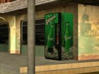 Vending Machine (Sprunk and CandyBox) for GTA San Andreas left view