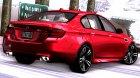 BMW M5 F10 2012 для GTA San Andreas вид сверху