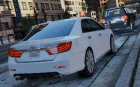 Toyota Camry V50 v1.1 для GTA 5 вид изнутри