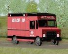 Boxburg - Metro Fire Rescue 69 для GTA San Andreas вид слева