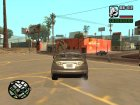 "Бронированная машина ""Kuruma"" из GTA V for GTA San Andreas side view"