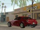 2004 Mazda RX-8 для GTA San Andreas вид слева