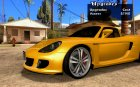 Wheels Pack NFSPS II для GTA San Andreas вид изнутри