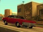 Mafia 3 - Samson Storm (IVF) for GTA San Andreas inside view