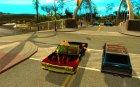 Бригада VERSION 2.0 для GTA San Andreas вид сверху