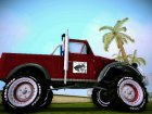 Aro M461 Offroad Tuning for GTA Vice City rear-left view