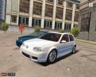 Volkswagen Golf IV 2006 for Mafia: The City of Lost Heaven inside view