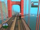 Запуск ракет с автонаведением for GTA San Andreas back view