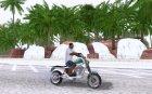 Custom Motorcycle for GTA San Andreas top view