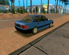 Audi 80 Classic for GTA San Andreas top view