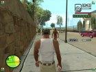 Старый Си Джей for GTA San Andreas inside view