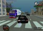 Пак машин для CRMP для GTA San Andreas вид слева
