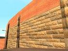 Новые текстуры завода для GTA San Andreas вид изнутри