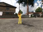 Braeburn (My Little Pony) для GTA San Andreas вид сбоку
