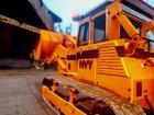 HVY Bulldozer GTA V Next Gen для GTA San Andreas вид сбоку