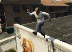 Desmond Miles jacket для GTA 5 вид сверху
