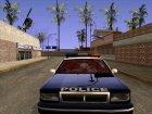 Кровь на стекле авто для GTA San Andreas вид справа