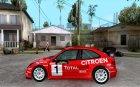 Citroen Xsara 4x4 T16 for GTA San Andreas left view