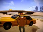 A taxi driver from GTA 3