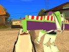 Персонажи мультфильмов для GTA San Andreas