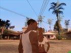 Вызвать проститутку for GTA San Andreas rear-left view