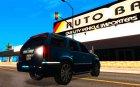 Cadillac Escalade для GTA San Andreas вид сверху