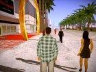 Aztec (GTA V) для GTA San Andreas вид сзади слева