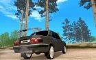 ГАЗ 31105 coupe для GTA San Andreas вид сверху