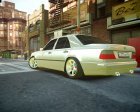 Mercedes-Benz w124 BRABUS v1.0 for GTA 4 left view