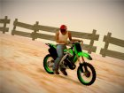 Monster Energy Sanchez для GTA San Andreas вид справа