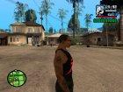 Майка Mirro's Edge for GTA San Andreas left view