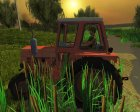 ЛТЗ 55 v1.0 для Farming Simulator 2013 вид сзади слева