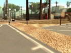 Новые текстуры баскетбольной площадки. for GTA San Andreas top view