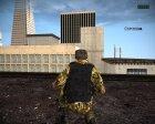 Боец Русской Православной Армии for GTA San Andreas right view